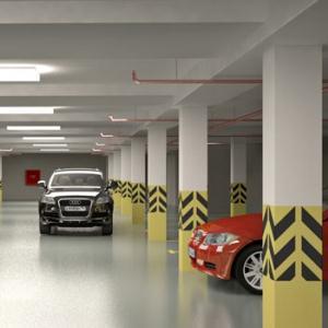 Автостоянки, паркинги Клетского
