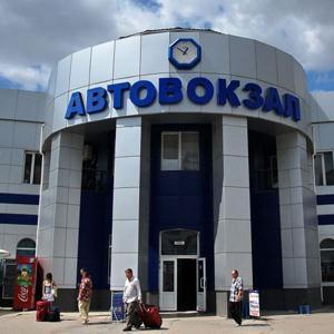 Автовокзалы Клетского