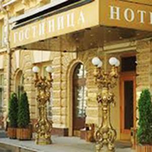 Гостиницы Клетского