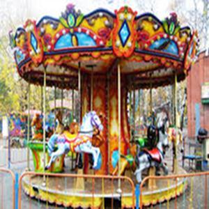 Парки культуры и отдыха Клетского