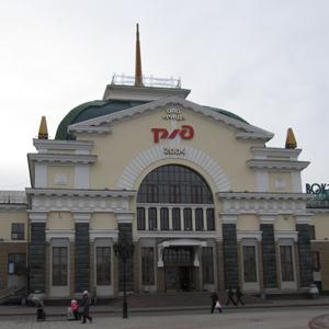 Железнодорожные вокзалы Клетского